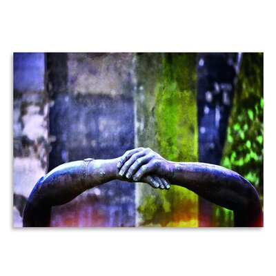 Americanflat Hands of Pere' by Golie Miamee Photographic Print