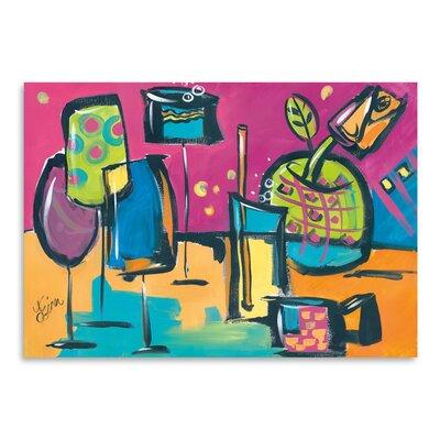 Americanflat 'Happy Hour I' by Terri Einer Art Print
