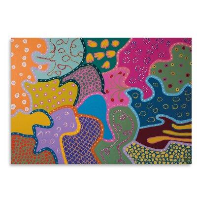 Americanflat Patterns of Another Galaxy' by Helen Joynson Art Print