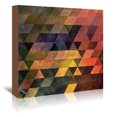 Americanflat 'Chyynxxys' by Spires Graphic Art Wrapped on Canvas