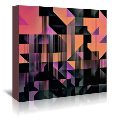 Americanflat 'Apylypss Mylt' by Spires Graphic Art Wrapped on Canvas