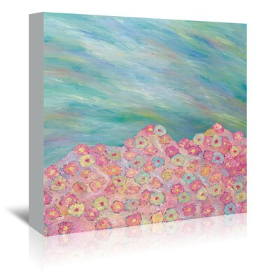 Americanflat 'Beauty of Pastels' by Helen Joynson Art Print Wrapped on Canvas