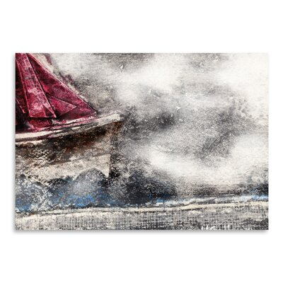 Americanflat 'They Sailed Away For A Year and A Day' by JJ Galloway Art Print