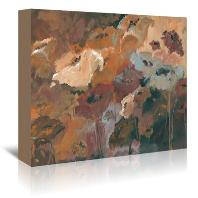 Americanflat 'Like A Dream' by Terri Einer Art Print Wrapped on Canvas