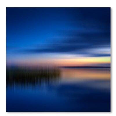 Americanflat 'Scenery Art Finland Sunset' by Melanie Viola Photographic Print