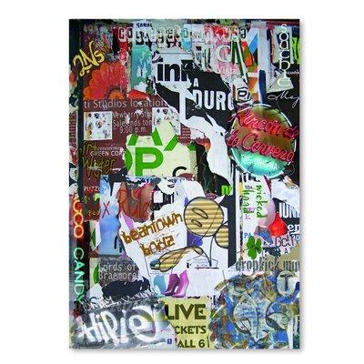 Americanflat 'Beantown Bolyz' by Graffi Tee Studios Graphic Art