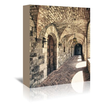 Americanflat 'Napa Valley' by Golie Miamee Photographic Print Wrapped on Canvas