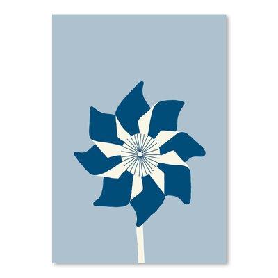 Americanflat Pinwheel' by Jorey Hurley Art Print