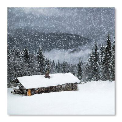 Americanflat Bavarian Winter's Tale II' by Melanie Viola Photographic Print