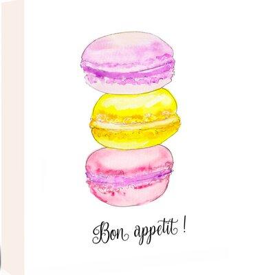 Americanflat 'Bon Appetit' by Alison B Graphic Art
