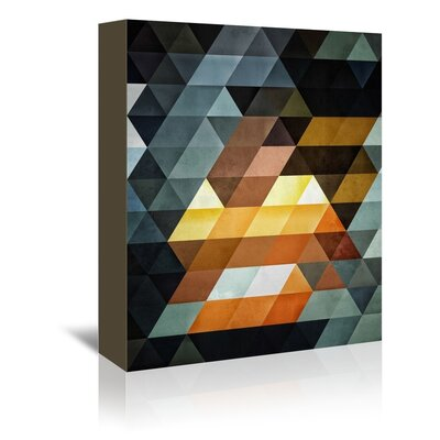 Americanflat Pyria Wall Graphic Art on Wrapped Canvas