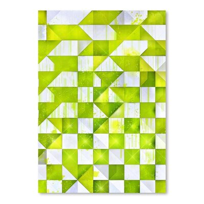 Americanflat Lymynlyme Graphic Art on Wrapped Canvas