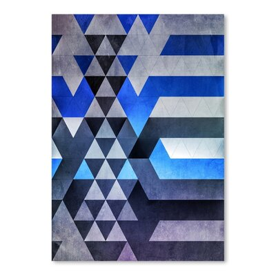 Americanflat Kyr Dyyth Graphic Art on Wrapped Canvas