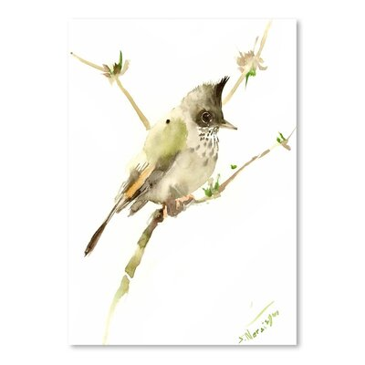 Americanflat 'Yuhina' by Suren Nersisyan Art Print Wrapped on Canvas