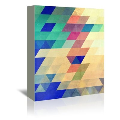 Americanflat Rizza Wall Collage Graphic Art on Wrapped Canvas