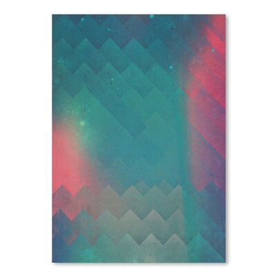 Americanflat Fryyndd Ryqysst by Spires Graphic Art on Wrapped Canvas