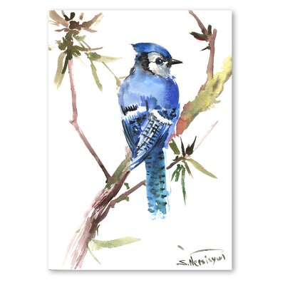 Americanflat 'Jay III' by Suren Nersisyan Art Print Wrapped on Canvas