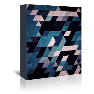 Americanflat Redux Graphic Art on Wrapped Canvas