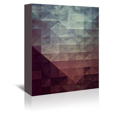 Americanflat Fikka Graphic Art Wrapped on Canvas