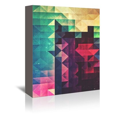 Americanflat Varmdo Graphic Art on Wrapped Canvas