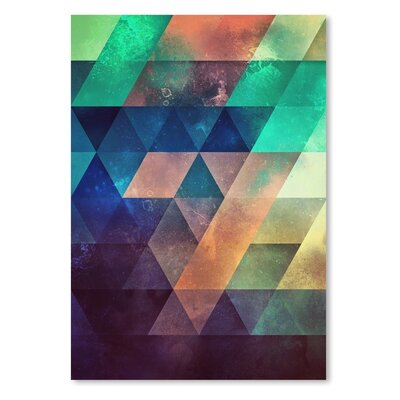 Americanflat Lytr Vyk Ryv Graphic Art Wrapped on Canvas