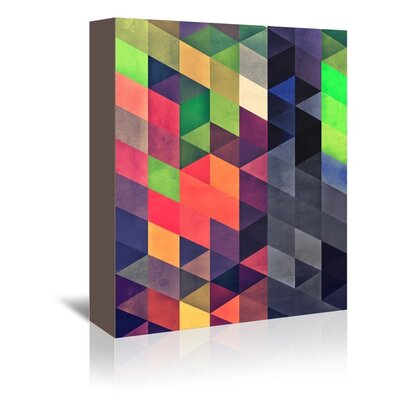 Americanflat Himano Graphic Art on Wrapped Canvas