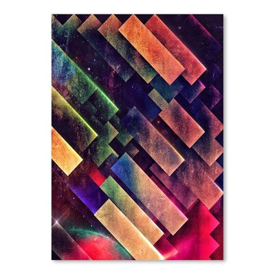 Americanflat Th'kynfydynse Graphic Art on Wrapped Canvas