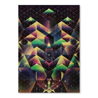 Americanflat Thhyrrtyyn Graphic Art on Wrapped Canvas