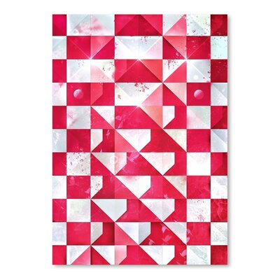 Americanflat Kyndykyne Graphic Art on Wrapped Canvas