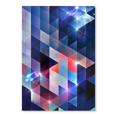 Americanflat Sydd Vyww Graphic Art Wrapped on Canvas