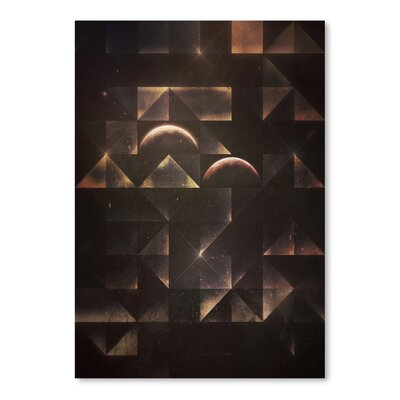 Americanflat Styr Byrn Graphic Art on Wrapped Canvas