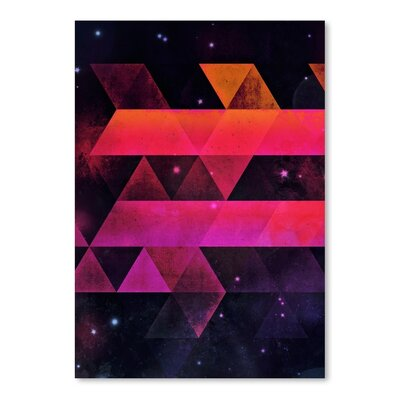 Americanflat Skyn Fryynnd Graphic Art on Wrapped Canvas