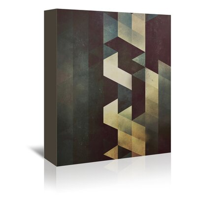 Americanflat Myyd Graphic Art Wrapped on Canvas