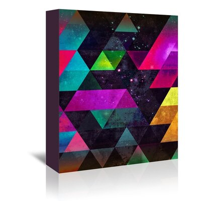 Americanflat Ayyt Graphic Art on Wrapped Canvas