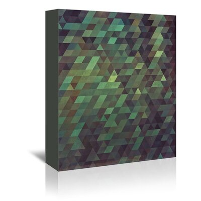 Americanflat Dalio Graphic Art Wrapped on Canvas
