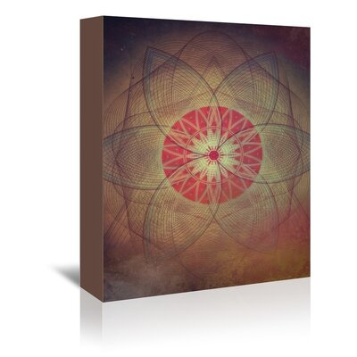 Americanflat Orkia Graphic Art on Wrapped Canvas