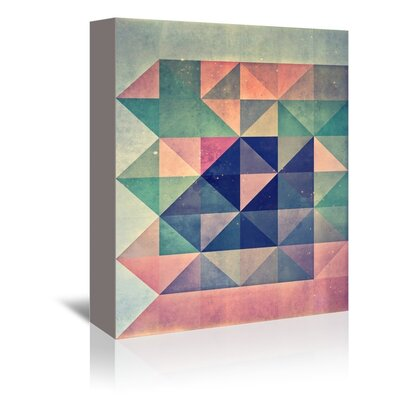 Americanflat Chaina Graphic Art on Wrapped Canvas