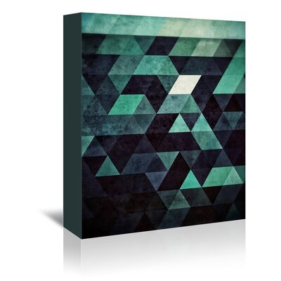 Americanflat Dyia Graphic Art on Wrapped Canvas