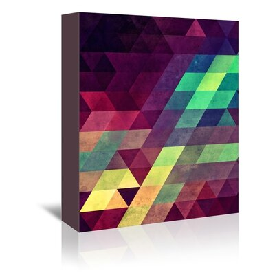 Americanflat Iyana Graphic Art on Wrapped Canvas