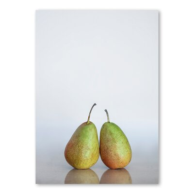 Americanflat 'Fruit' by Lina Kremsdorf Photographic Print Wrapped on Canvas