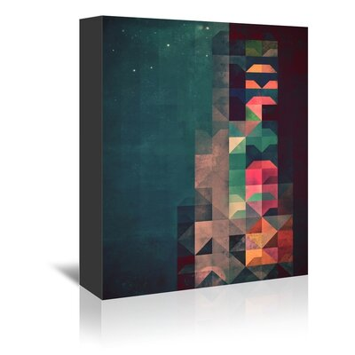 Americanflat Balmarie Graphic Art on Wrapped Canvas