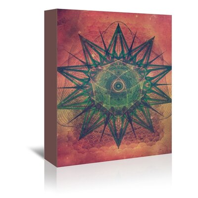 Americanflat Stennia Graphic Art on Wrapped Canvas