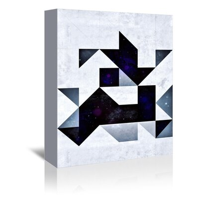 Americanflat Cali Graphic Art on Wrapped Canvas
