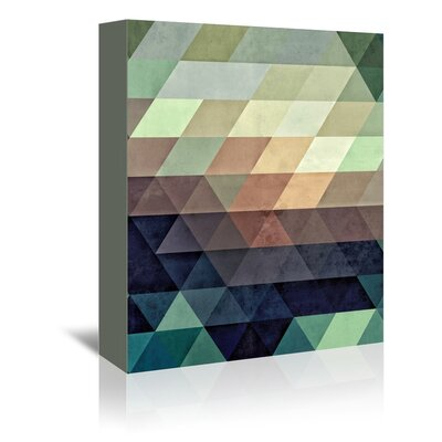 Americanflat Fayla Graphic Art on Wrapped Canvas