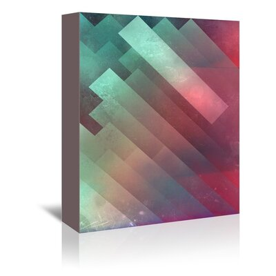 Americanflat Blxx Graphic Art on Wrapped Canvas