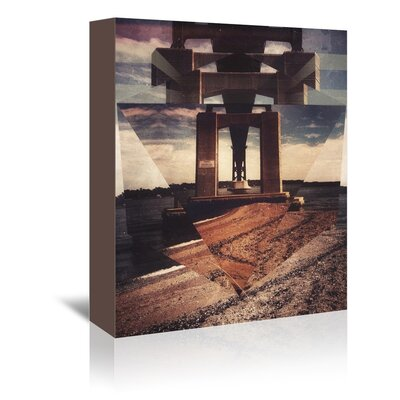 Americanflat Uyilla Graphic Art on Wrapped Canvas