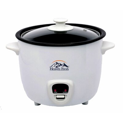NaturoPure 1.59-Quart Rice Cooker