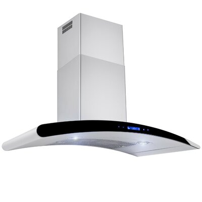 "30"" 471 CFM Convertible Wall Mount Range Hood"