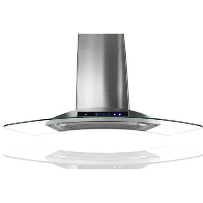 "36"" 471 CFM Convertible Wall Mount Range Hood"