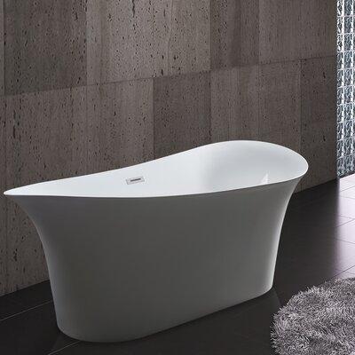 "69"" x 31.5"" Soaking Bathtub"
